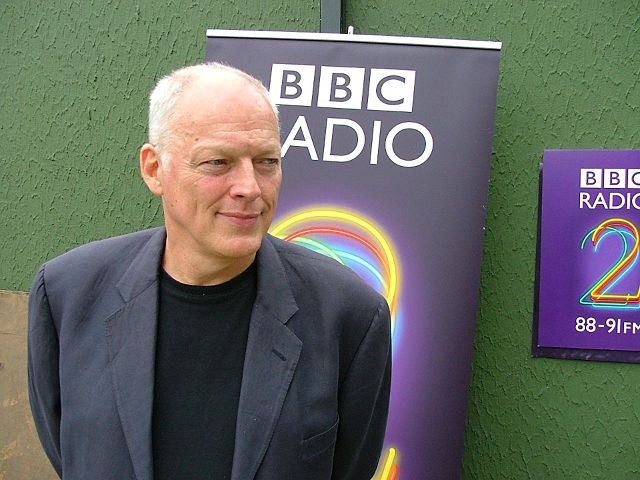 David Gilmour The Beatles