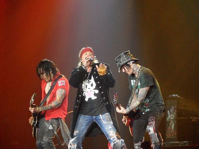 Guns N' Roses Reunion Tour?