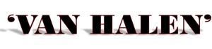 Van Halen Logos 1