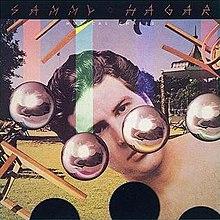 Sammy Hagar Album covers
