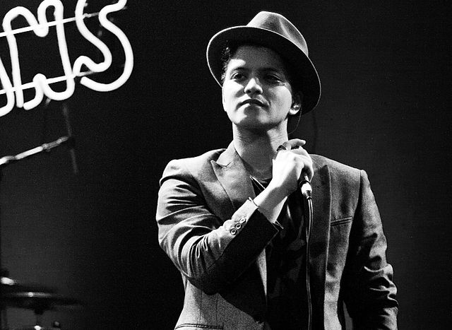 Bruno Mars Single