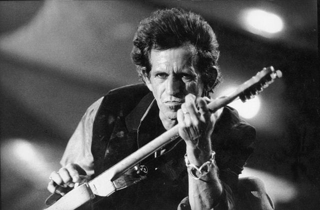 New Keith Richards Album Will Be Called Crosseyed Heart