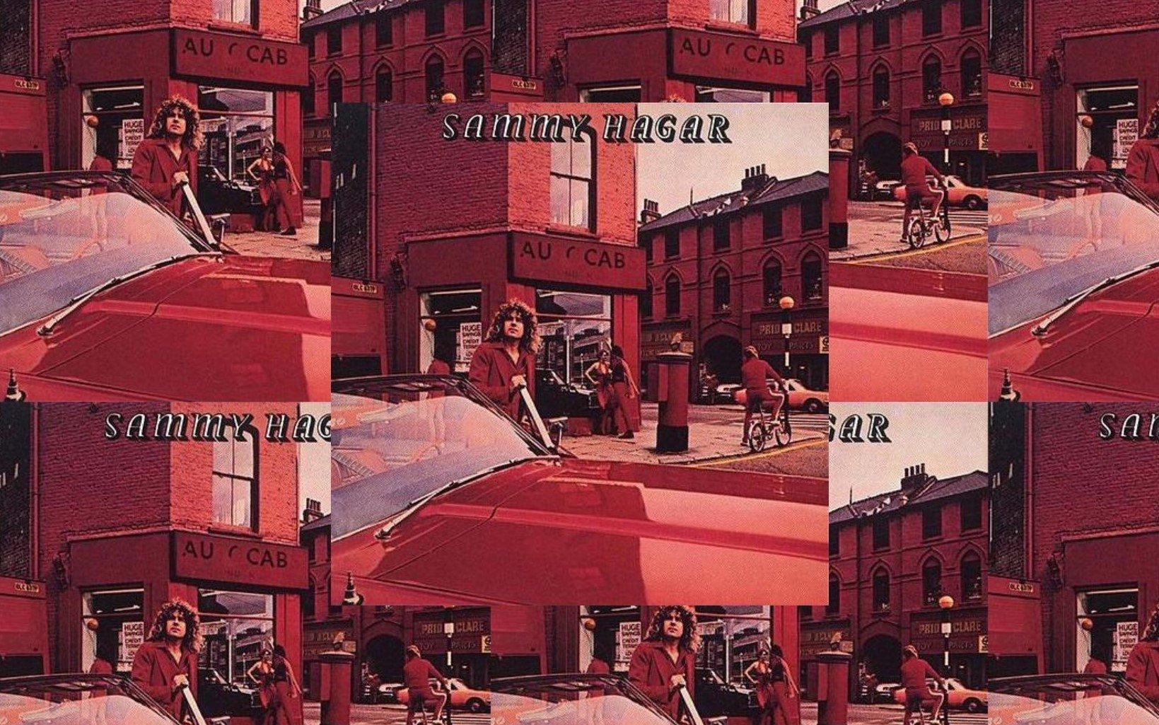 Top 10 Sammy Hagar Album Covers