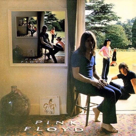 Pink Floyd Ummagumma Album Cover