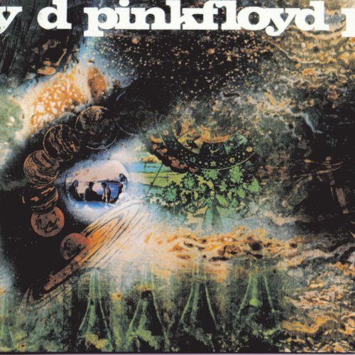 Pink Floyd Album Covers A Saucerful of Secrets