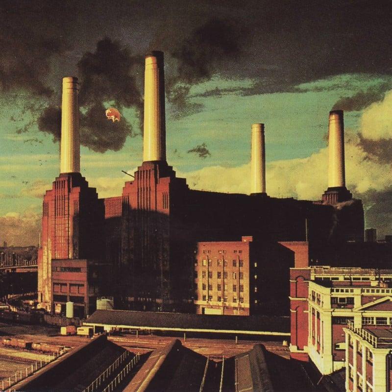 Pink Floyd Animals Album Cover