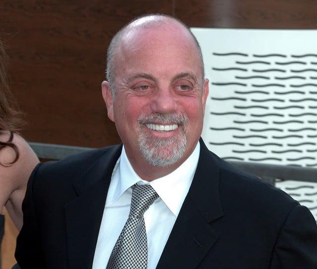Billy Joel Donates A Million Dollars To Long Island High School Students