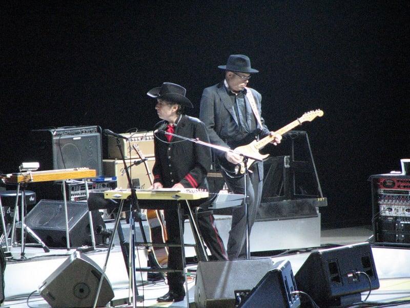 Concert Review: Bob Dylan New York MSG 2002