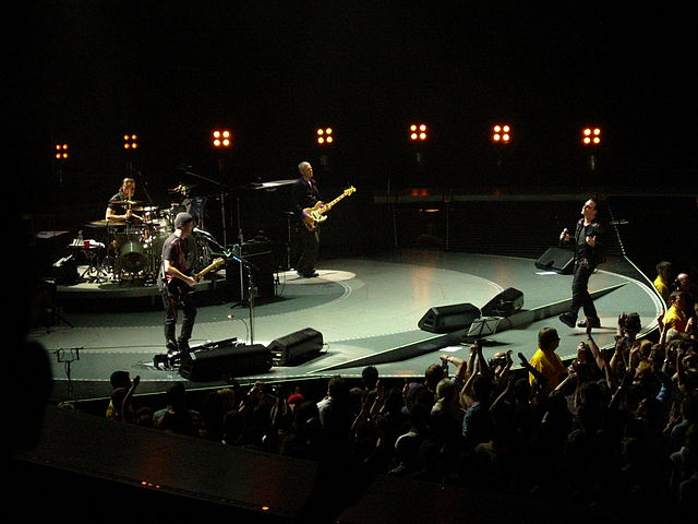 Seven Live Performances By U2 I Wish I Could Have Been At