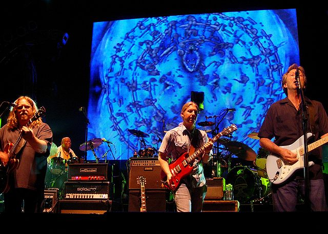 The History Of The Allman Brothers Band Guitar Players