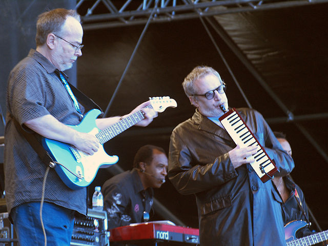 The Musical Virtues of the Anomaly Known As Steely Dan