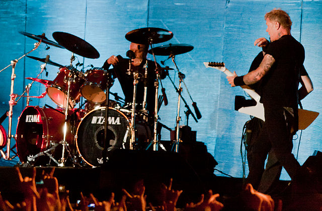Metallica's Master of Puppets Honored by U.S. Library of Congress