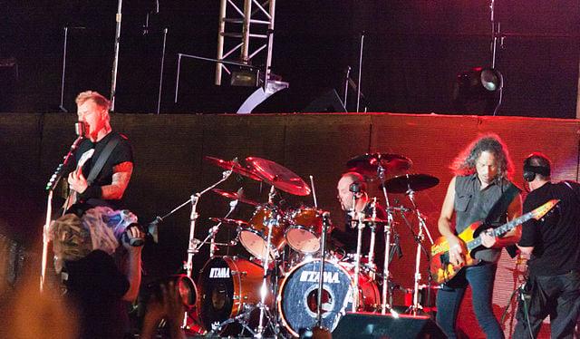 Metallica's Sensational Iron Man Cover of Black Sabbath's Masterpiece