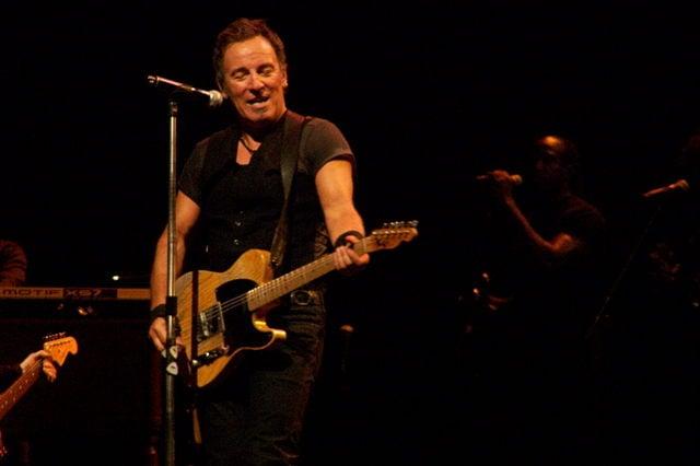 Top 10 Bruce Springsteen Songs 1990's