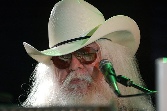 Songwriter, Pianist Leon Russell Dies At 74