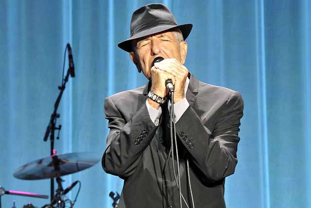 Leonard Cohen You Want It Darker: New Late in Life Masterpiece