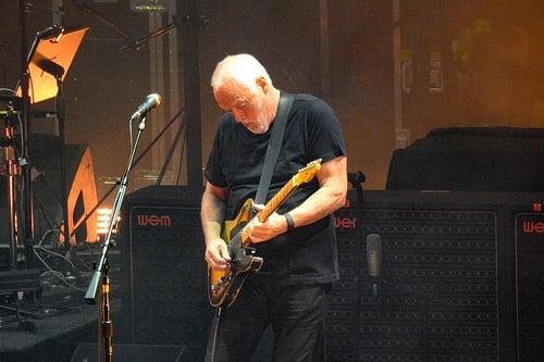 15 Brilliant David Gilmour Guitar Solos
