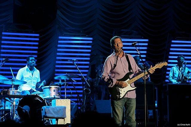 Eric Clapton Guitar Solos