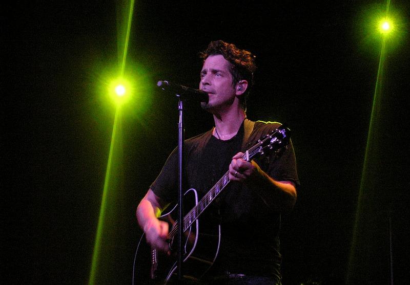Rock Legend Chris Cornell Dead At 52