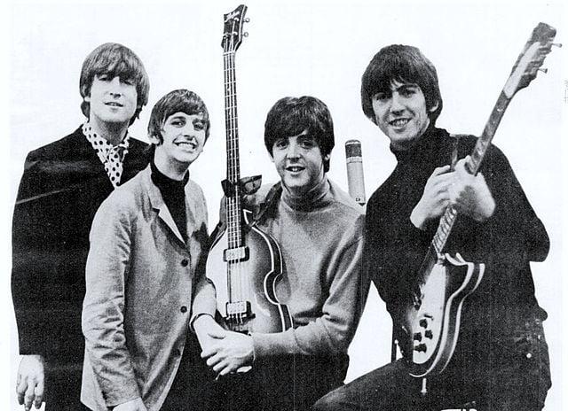 Beatles songs 1965