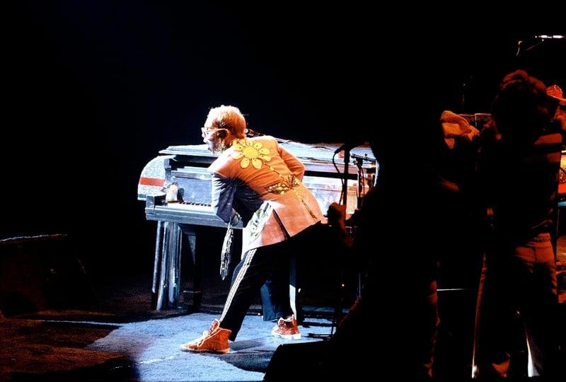 "Elton John's ""White Lady White Powder,"" Featured The Eagles (Classic Rock Gems Series)"