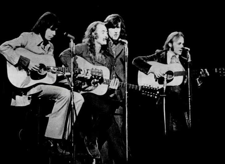 Top 10 Crosby, Stills, Nash & Young Songs