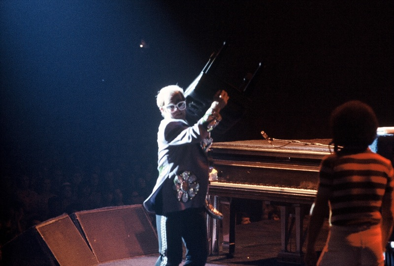 Elton John's Cage The Songbird