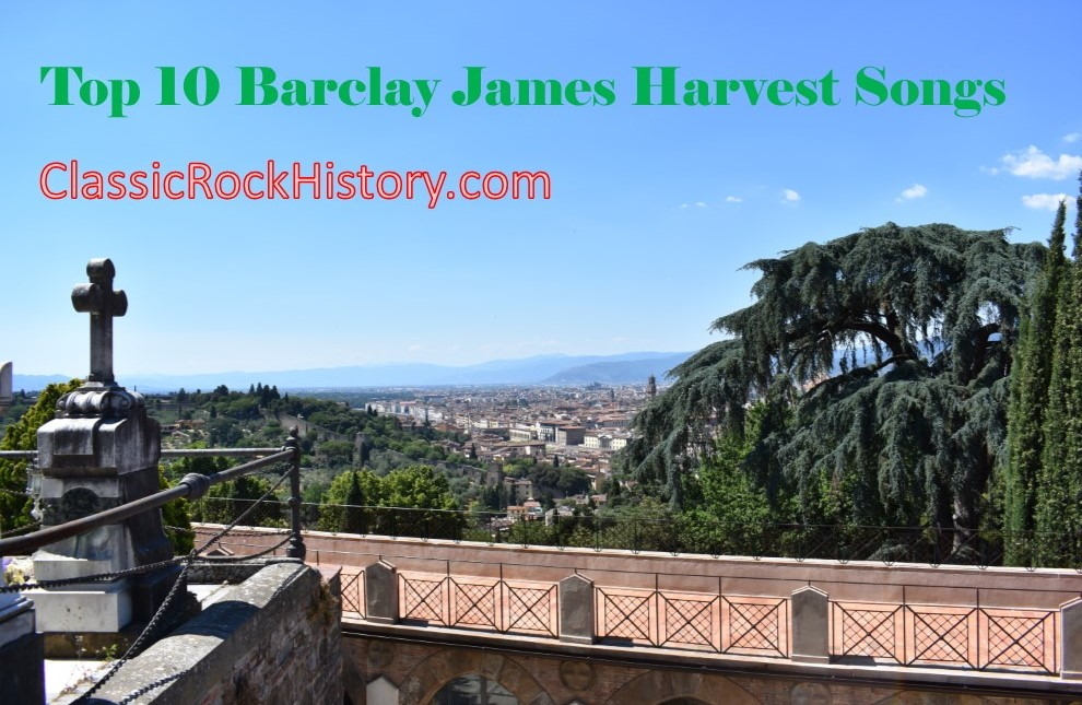 Barclay James Harvest Songs