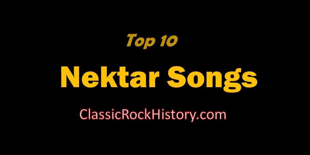 Top 10 Nektar Songs