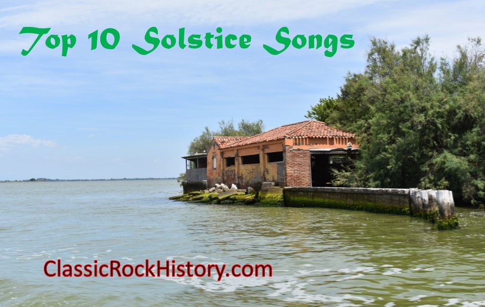 Top 10 Solstice Songs Featuring Andy Glass