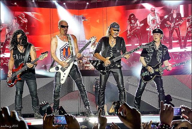 Scorpions Songs
