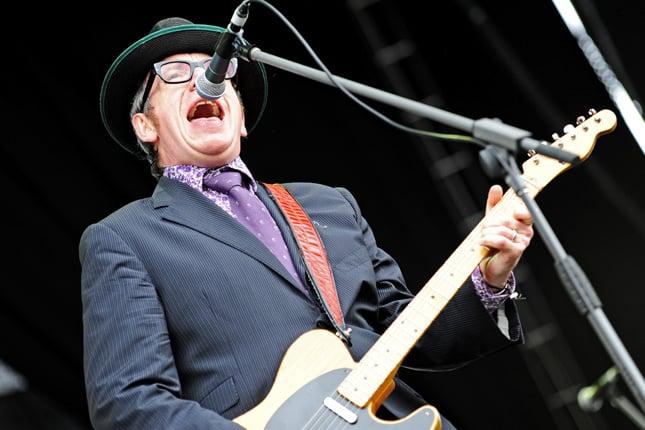 Elvis Costello Songs