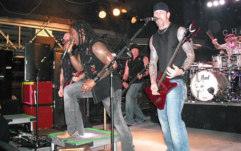 History And Discography Of Sevendust