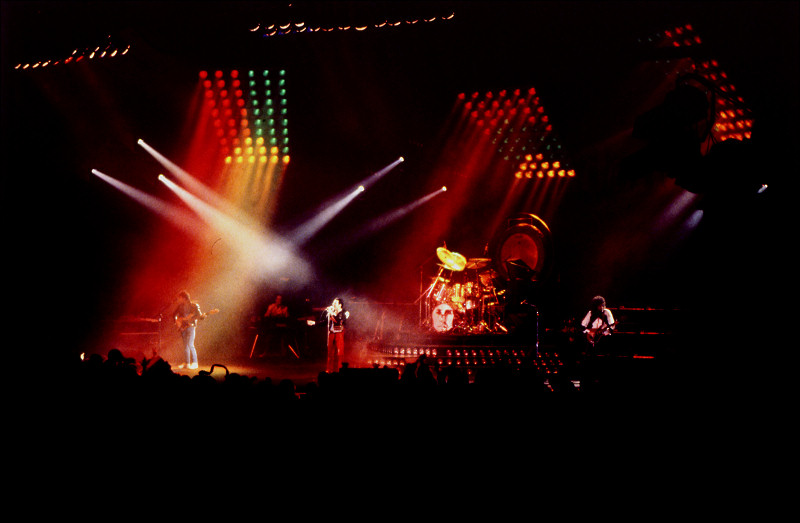 Queen No Synthesizers