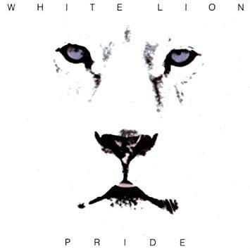 White Lion Album Cover