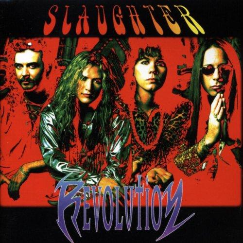 Slaughter Album Cover Revolution