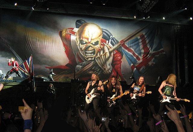 Iron Maiden Songs