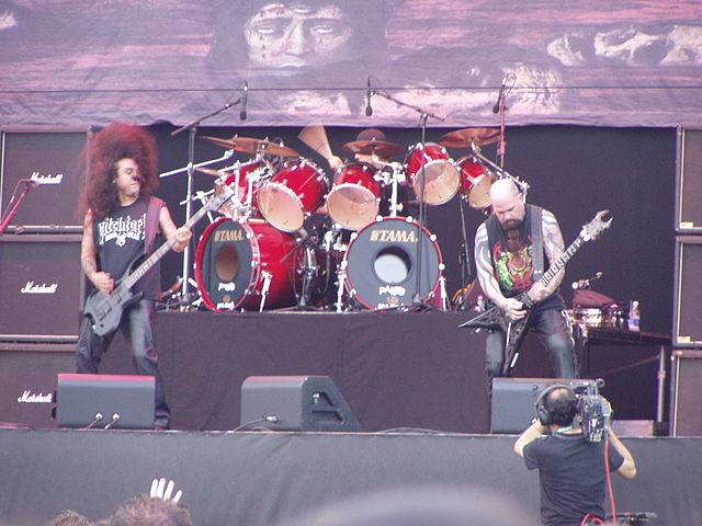 Top 10 Slayer Songs