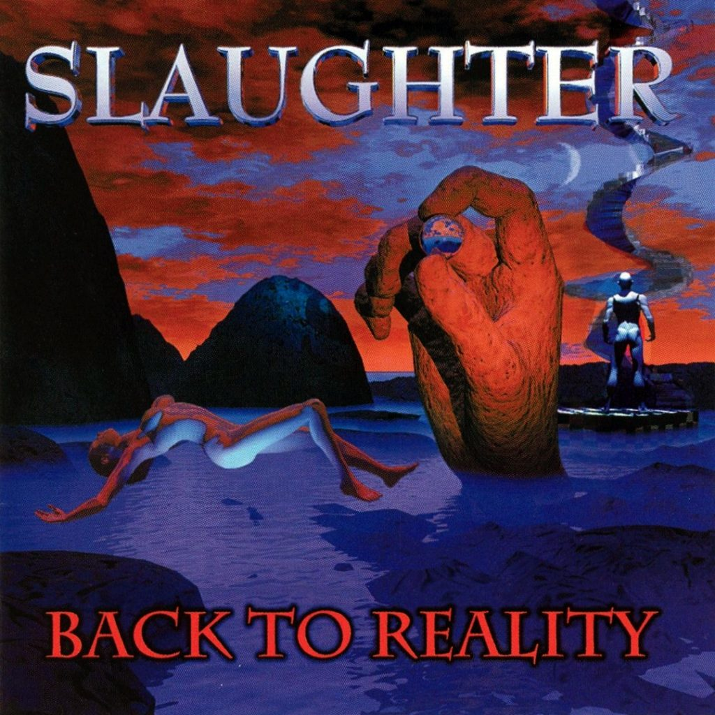 Slaughter Album Cover Reality