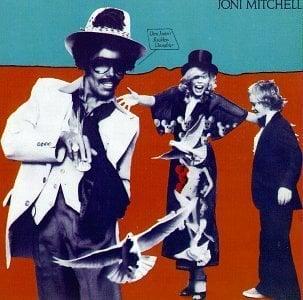 Joni Mitchell Albums