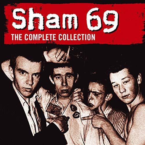 Top 10 Sham 69 Songs