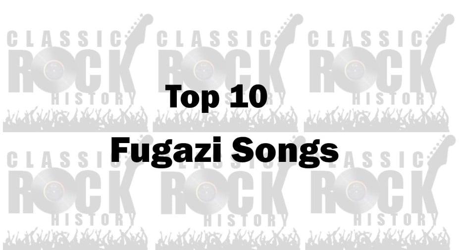 Fugazi Songs