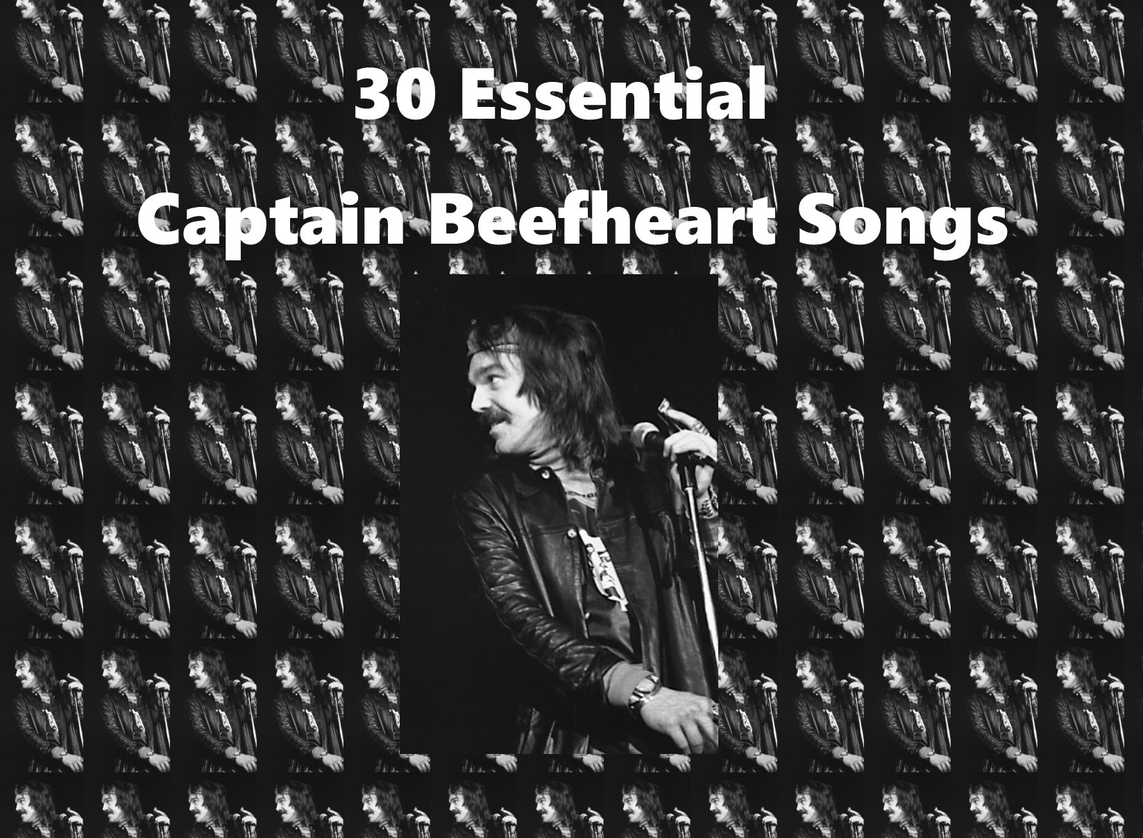 Captain Beefheart Songs