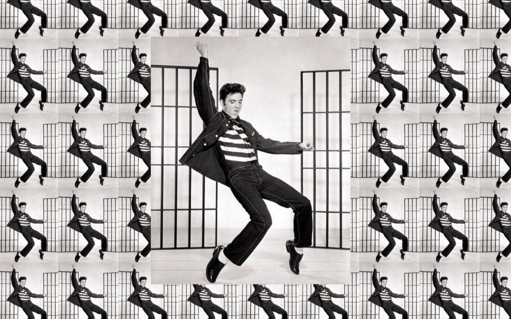 1950's Elvis Presley songs
