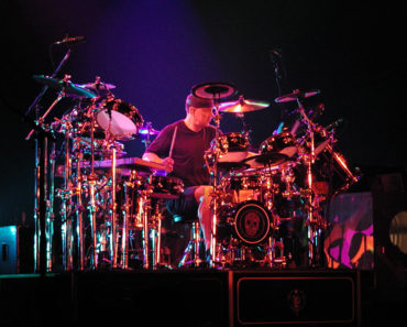 Feeling The Pain Of Neil Peart's Passing