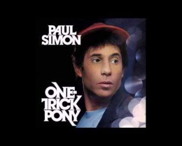 The Forgotten Brilliance Of Paul Simon's Album One-Trick Pony