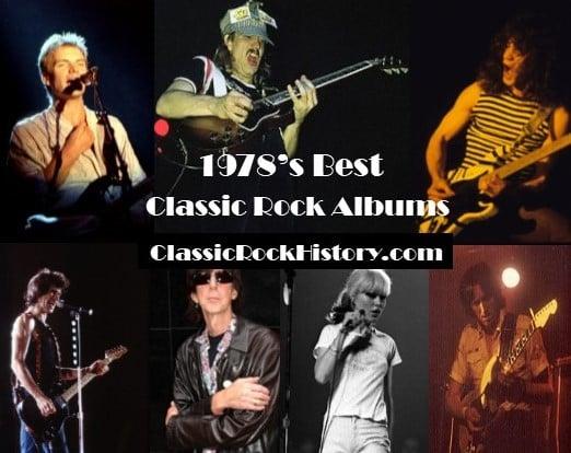 1978's Best Classic Rock Albums