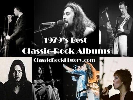 1979's Best Classic Rock Albums