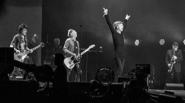 Rolling Stones Live Albums