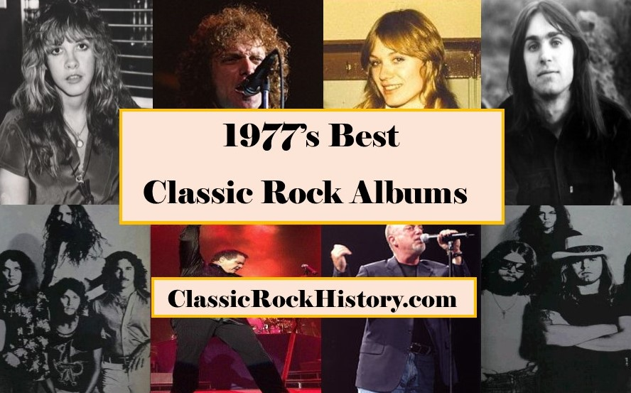 1977's Best Classic Rock Albums